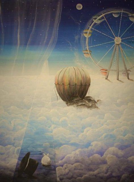 Im Himmel ist Jahrmarkt