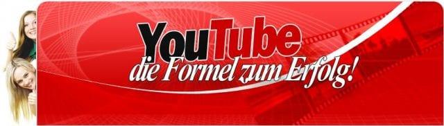 Youtube - Die Formel zum Erfolg