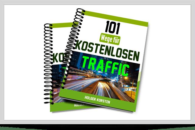 101 Wege für kostenlosen Traffic