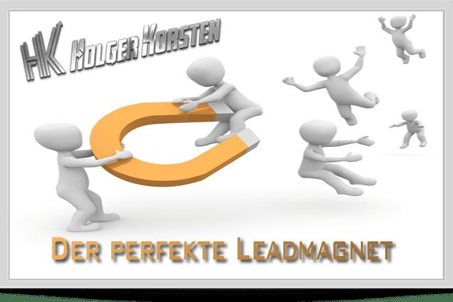 Der perfekte Leadmagnet
