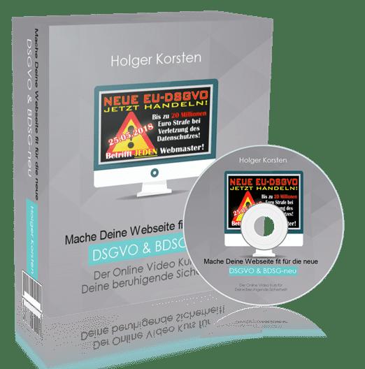 Videokurs Datenschutz