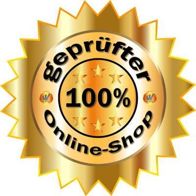 geprüfter Online Shop Siegel kostenlos