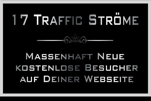 17 Traffic Ströme
